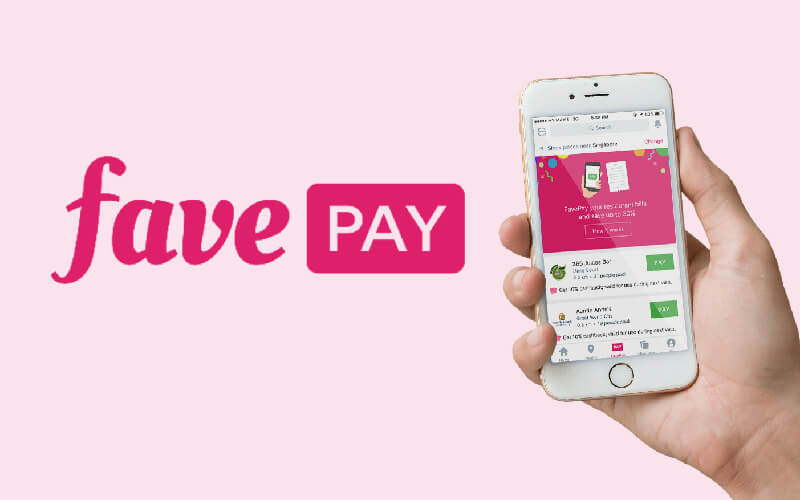 Pay with Fave